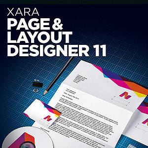 Xara Page & Layout Designer 11