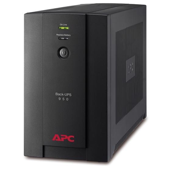 ИБП APC Back-UPS  950VA (BX950U-GR)
