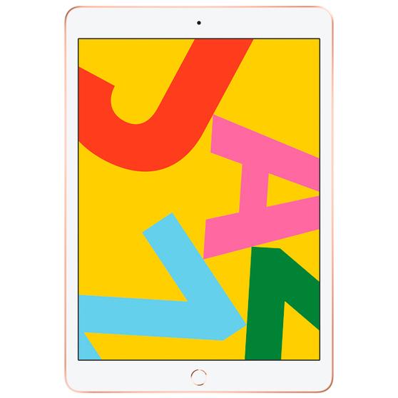 Планшет APPLE iPad (2019) 32GB Wi-Fi  Gold