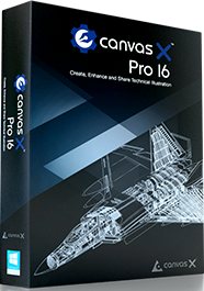ACDSee Canvas X Pro 16