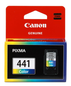 Картридж голубой, пурпурный, желтый Canon CL-441CMY, 5221B001