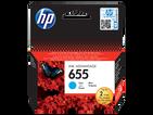 Купить Картридж голубой HP Inc. CZ110AE, Голубой