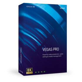 VEGAS Professional 18