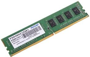 Оперативная память Patriot Desktop DDR4 2133МГц 8GB, PSD48G213381, RTL