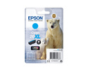 Картридж голубой Epson C13T26324012