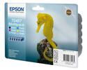 Картридж черный, голубой, светло-голубой, пурпурный, светло-пурпурный, желтый Epson C13T04874010