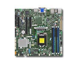 Материнская плата SUPERMICRO ServerBoard Intel C236 X11SSZ-F