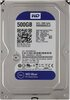 Жесткий диск  Western Digital Blue 3.5 AZLX 500GB 7.2K SATA3