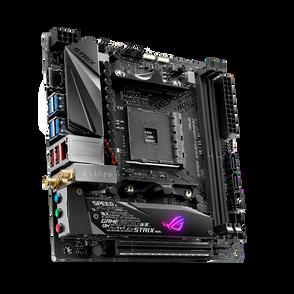 Материнская плата ASUS AMD X470 ROG STRIX X470-I GAMING