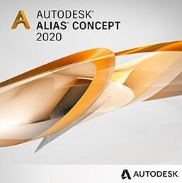 Autodesk Alias Concept (продление электронной версии), сетевая лицензия на 1 год, A63H1-00N784-T500