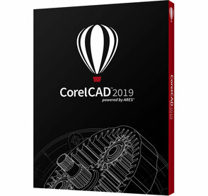 Corel Corporation CorelCAD 2019 (обновление PCM ML) 1-4, LCCCAD2019PCMUG1