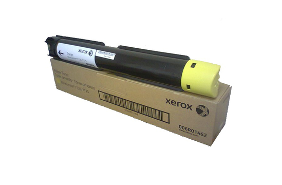 Фото товара WorkCentre 7220/7225, желтый тонер-картридж