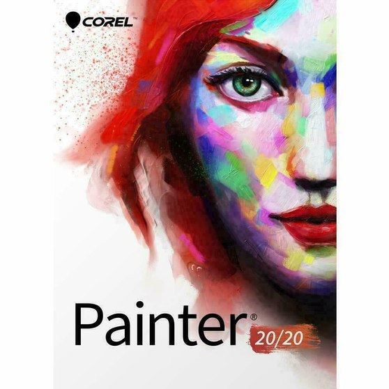 Corel Corporation Corel Painter 2020 (обновление ), LCPTR2020MUGPCM2