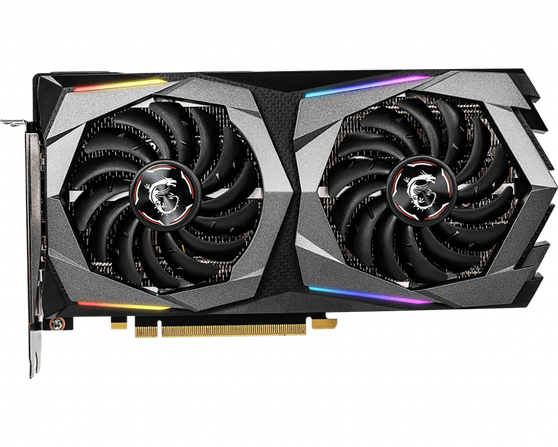 Видеокарта MSI GeForce RTX 2060 6 ΓБ Retail