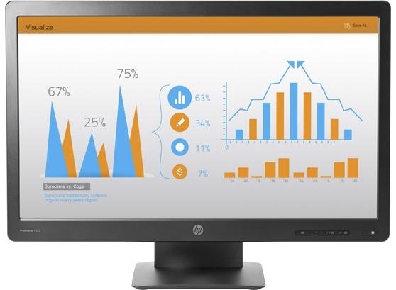 Монитор HP Inc. P232 23.0'' черный