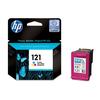 Картридж голубой, пурпурный, желтый HP Inc. CC643HE (№121)