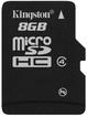 Купить Карта памяти Kingston MicroSDHC Class4