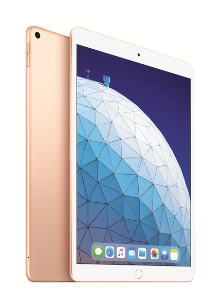 Планшет Apple iPad Air (2019) 256GB Wi-Fi + Cellular Gold