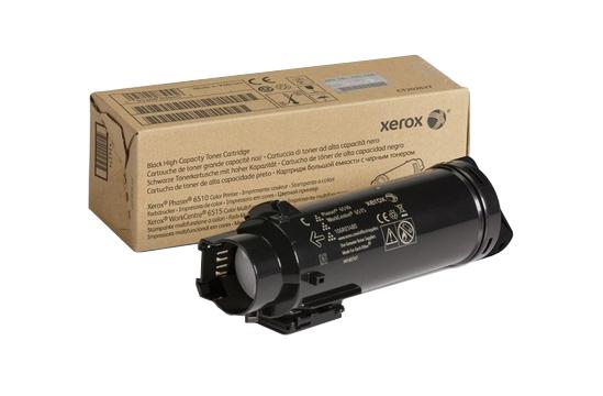 Фото товара Черный тонер-картридж повышенной емкости Phaser 6510/WorkCentre 6515