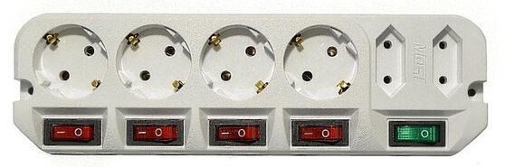 Сетевой фильтр Most Сетевой удлинитель A10 1.6м (6 розеток)