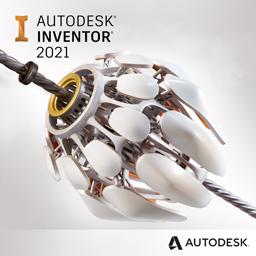 Autodesk Inventor Professional (продление электронной версии, GEN), локальная лицензия на 1 год, 797H1-005320-T874
