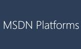 MSDN Platforms OV