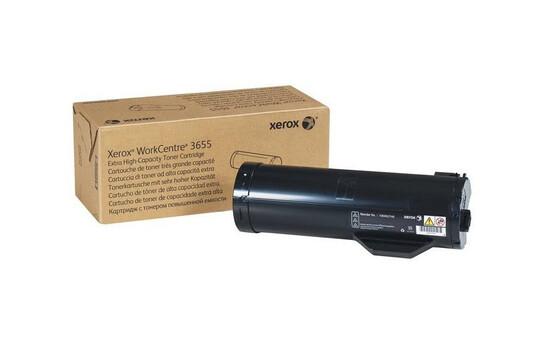 WorkCentre 3655, тонер-картридж экстра повышенной емкости