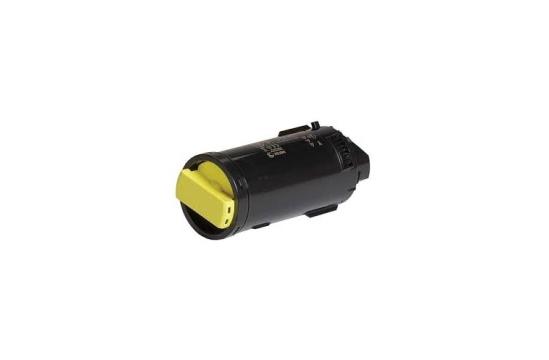 VersaLink C600/C605, желтый тонер-картридж повышенной емкости