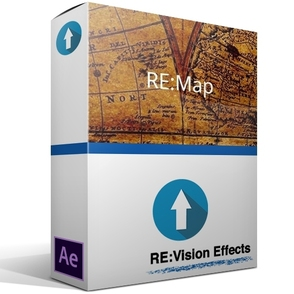 RE:Vision Effects, Inc. RE:Map v3 (лицензия GUI), GUI, RMAP3