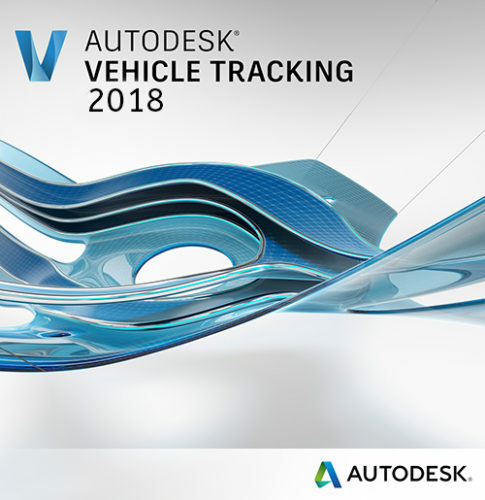 Autodesk Vehicle Tracking (продление электронной версии, GEN), сетевая лицензия на 2 года, 955H1-00N529-T311