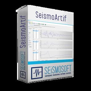 Seismosoft SeismoArtif 2020 (лицензия), Лицензия SeismoArtif 2020