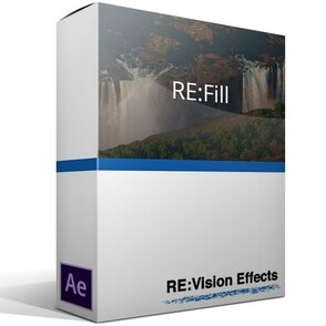 RE:Vision Effects, Inc. RE:Fill v2 (обновление лицензии GUI), с версии non-floating v2 до версии floating v2 GUI, RFIL2UNF