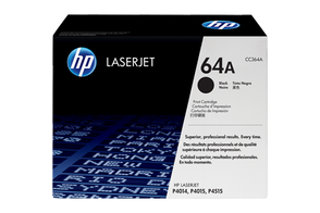 Тонер-картридж черный HP Inc. CC364A