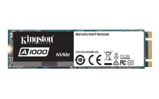 Внутренние SSD Kingston A1000 240Gb