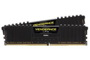 Оперативная память Corsair Vengeance LPX DDR4 2666МГц CMK8GX4M2A2666C16, RTL