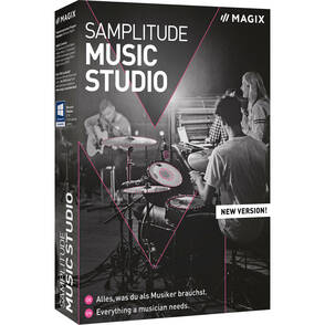 Magix MAGIX Samplitude Music Studio (академическая версия), базовая версия, ANR008859EDU