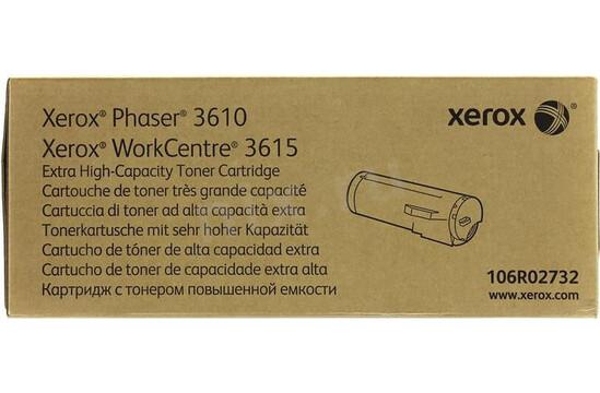 Фото товара Phaser 3610/WorkCentre 3615, тонер-картридж экстра-повышенной емкости