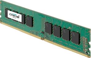Оперативная память Crucial Desktop DDR4 2400МГц 8GB, CT8G4DFD824A, RTL