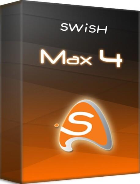 SWiSH Max