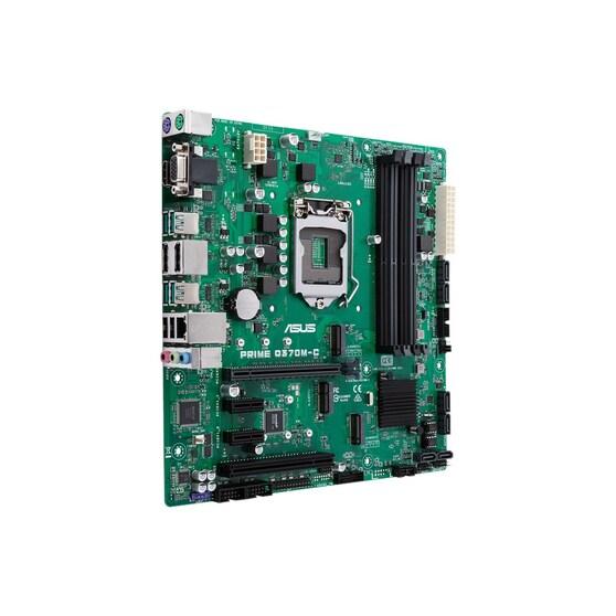 Материнская плата ASUS Intel Q370 PRIME Q370M-C