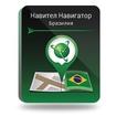 Навител Навигатор. Бразилия фото