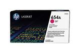 Тонер-картридж пурпурный HP Inc. 654A CF333A.