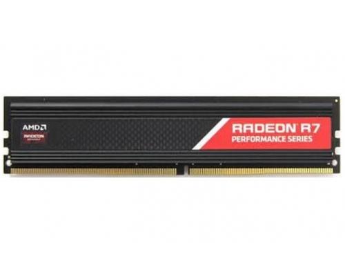 Оперативная память AMD Desktop DDR4 2666МГц 4Gb, R744G2606U1S-UO