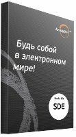 Аладдин Р.Д. Secret Disk Enterprise (дистрибутив ПО на компакт диске), SDE-MK