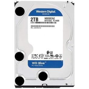 Жесткий диск  Western Digital Blue 3.5 EZAZ 2TB 5.4K SATA3