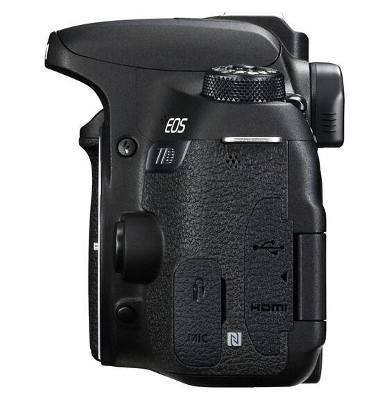 Фотоаппарат Canon EOS 77D