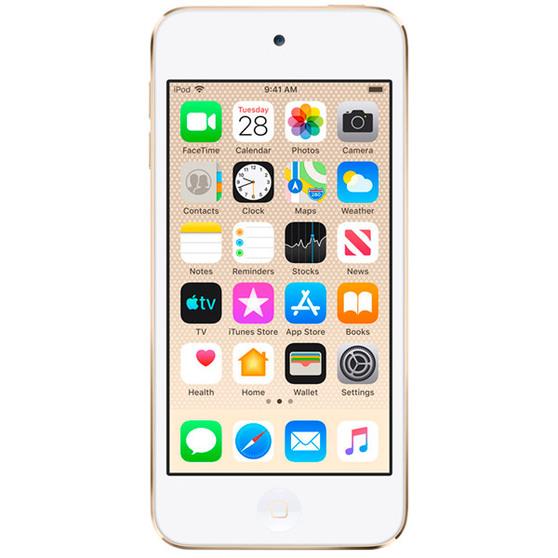 Аудиоплеер APPLE iPod touch 32 GB MVHT2RU/A, золотистый