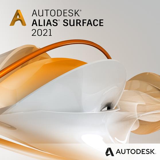 Autodesk Alias Surface (продление электронной версии), локальная лицензия на 2 года, 736H1-001552-T346