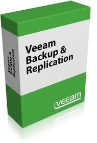 Veeam Backup & Replication (подписка на лицензию Universal, включает характеристики Enterprise Plus + техподдержка), на 1 год, V-VBRVUL-0I-SU1YP-00