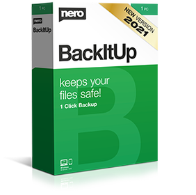 Nero BackItUp 2021